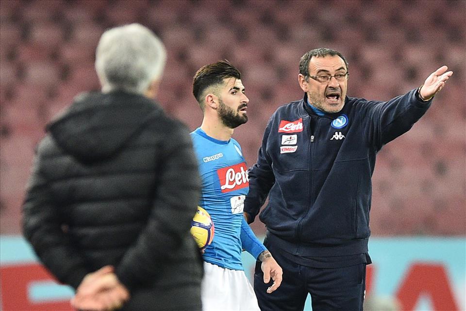 Calcio Napoli ultimo baluardo in Europa di un calcio italiano sempre più in crisi