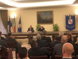 Protezione civile, avanti sui piani di evacuazione del Vesuvio e dei Campi Flegrei