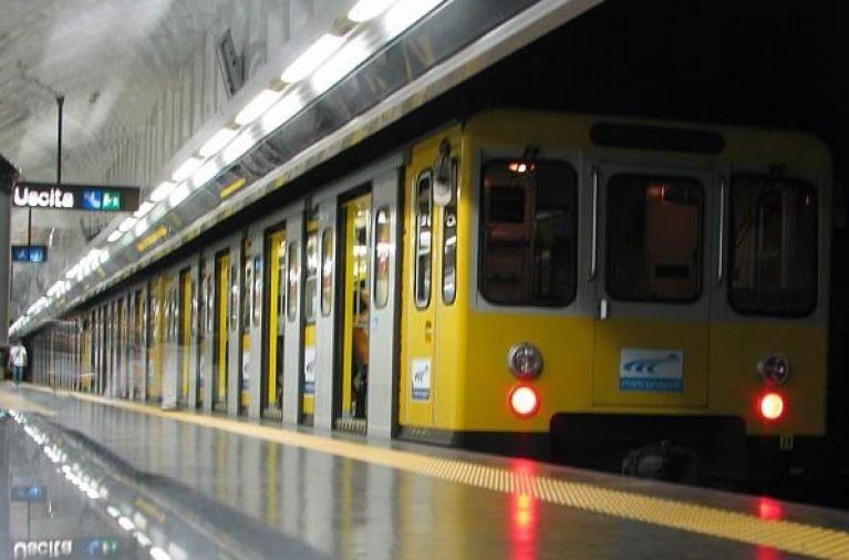 Metropolitana, ennesimo guasto: treno fermo tra Montedonzelli e Medaglie d'Oro