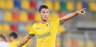 Benevento Calcio: Lorenzo Crisetig per il centrocampo di Bucchi