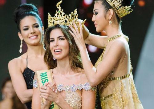 Miss Grand International: sabato 12 gennaio ai Damiani Club
