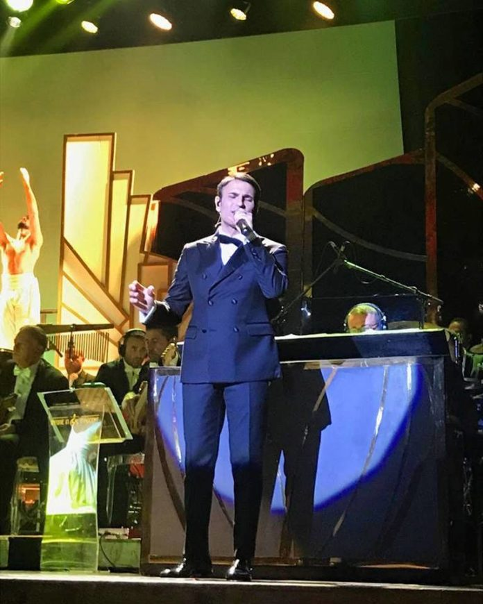 Sal da Vinci con Sinfonie in Sal Maggiore un successo annunciato al Cilea