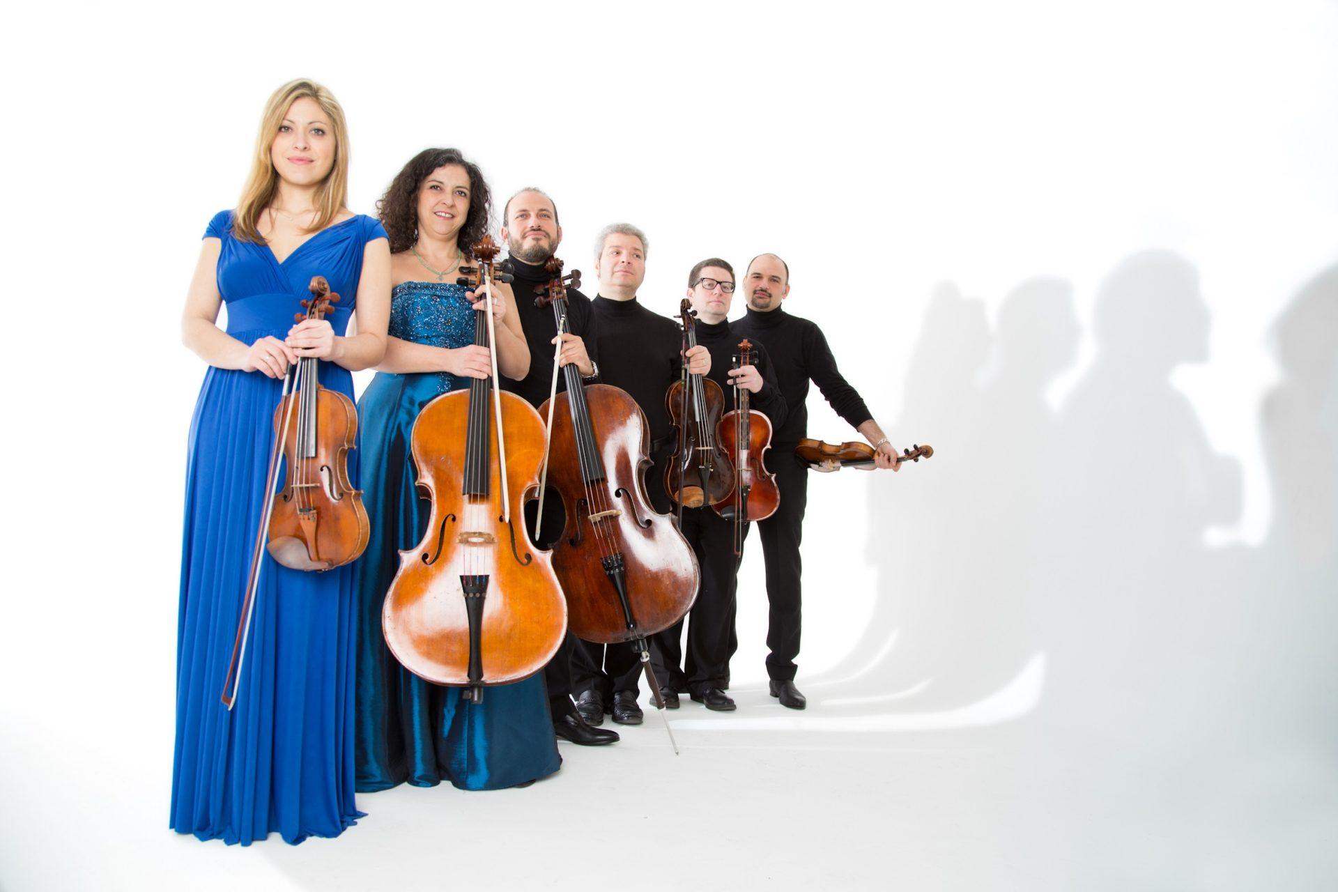 Il Sestetto Stradivari in concerto ospite dell'Associazione Scarlatti