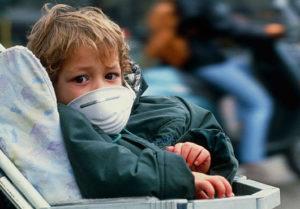 Smog: la polvere di pneumatici inquina come i gas di scarico