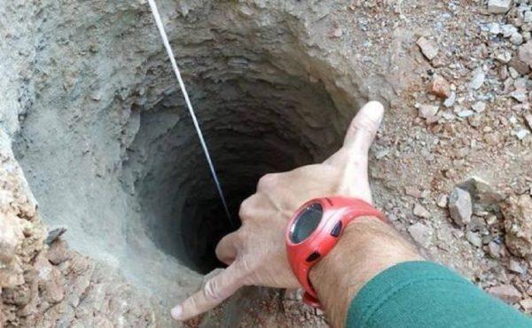 Malaga come Vermicino: SOS per salvare un bambino di 2 anni caduto in un pozzo