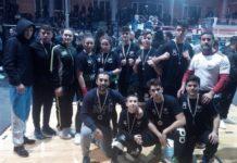 Coppa Italia, kickboxers: Il team di Improta vince 9 medaglie d'oro