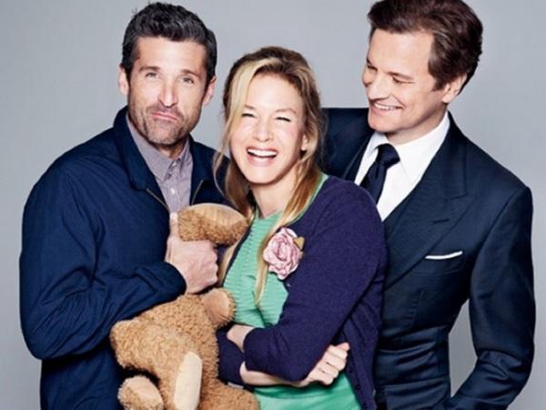 """Anticipazioni tv, i film di martedì 12 febbraio: """"Bridget Jones's Baby"""""""