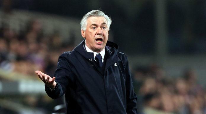 """Chievo-Napoli, Ancelotti: """"Vittoria che aiuta in vista dell'Arsenal"""""""