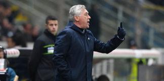 """Ancelotti: """"Bravi a concretizzare, la punizione di Milik una mia idea"""""""