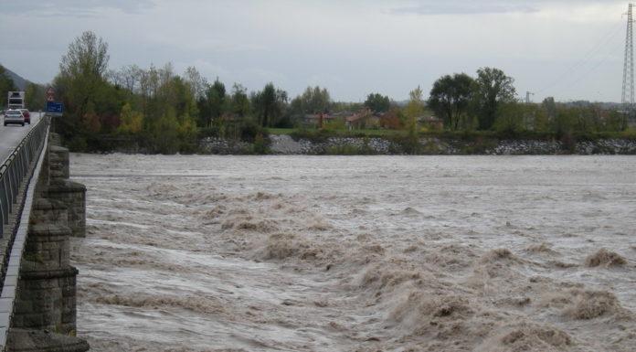 Campagne sott'acqua per il maltempo, Coldiretti: milioni di danni