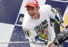 Valentino Rossi, 40 anni da leggenda a tutta velocità
