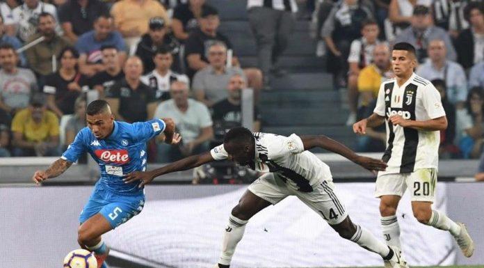 """Napoli-Juventus, Chiellini: """"Per chiudere il campionato"""", Allan: """"Per i tifosi"""""""