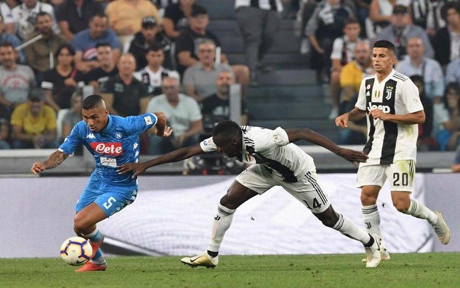 Napoli-Juventus, Chiellini: