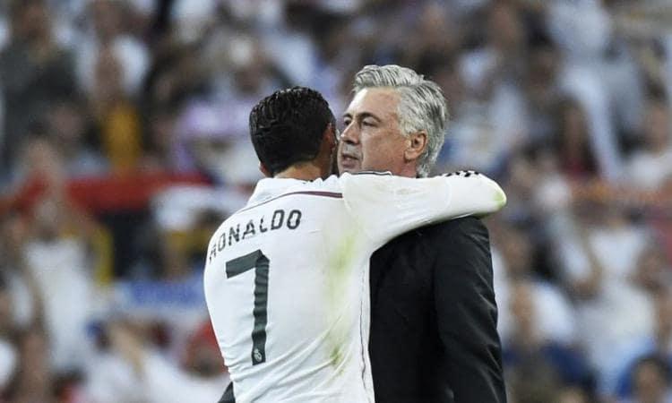 Verso Napoli-Juventus: Cristiano Ronaldo in dubbio per problemi a una caviglia