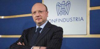 """Confindustria, appello di Vincenzo Boccia: """"Priorità è aprire cantieri al Sud"""""""