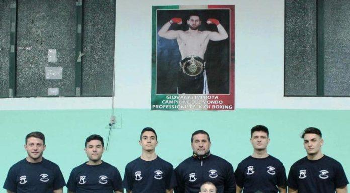 Aversa: la Boxing Improta conquista sette cinture nazionali I.C.O-A.SI.
