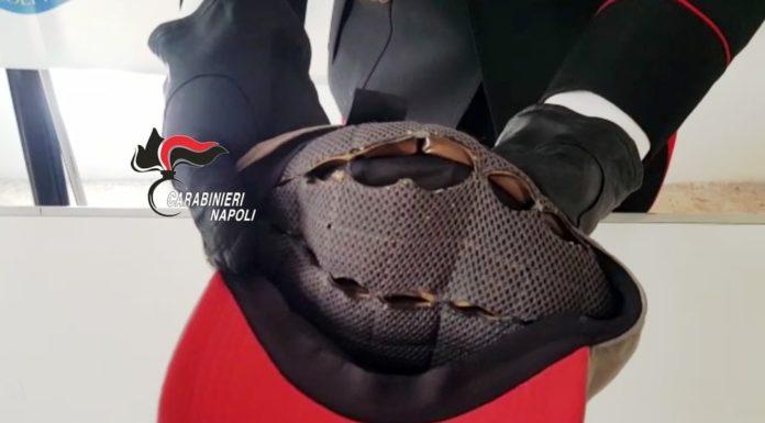 Rione Sanità: sequestrato il kit delle stese