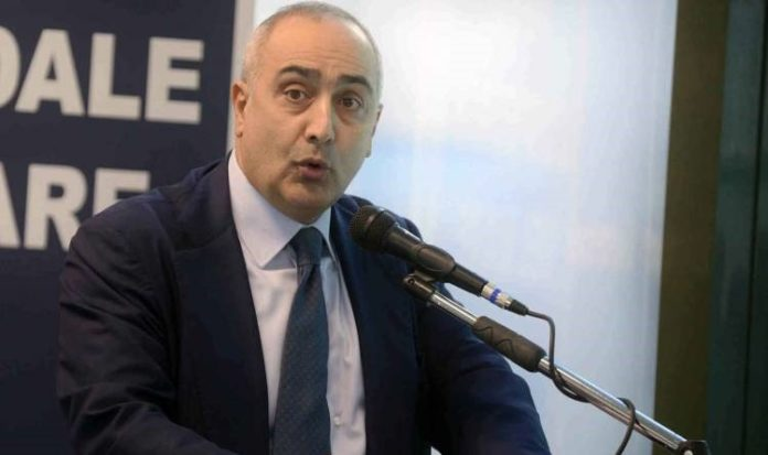 Asl Napoli 1, Ciro Verdoliva nomina staff di esperti: Memoli sub-commissario