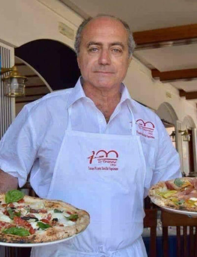 """Famiglia Moffa: i """"Centenari"""" della pizza a Napoli"""