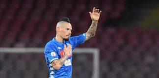 Calcio Napoli, prosegue la trattativa per Hamsik al Dalian