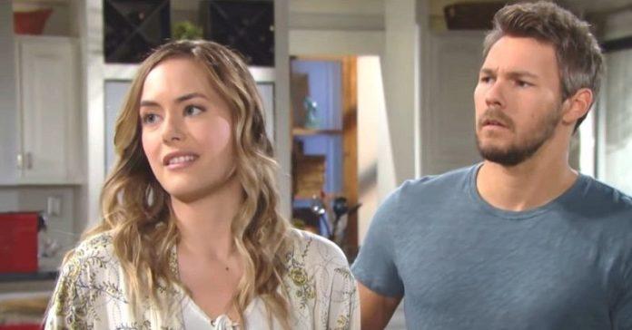 Beautiful, puntate dal 10 al 16 febbraio: Liam chiede a Hope di sposarlo