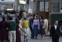 Cinema e serie tv, sette produzioni a Napoli e in Campania