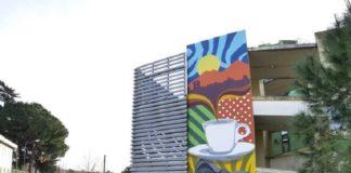 """""""Il profumo della mia città"""", Lavazza colora Napoli ispirandosi al caffè"""