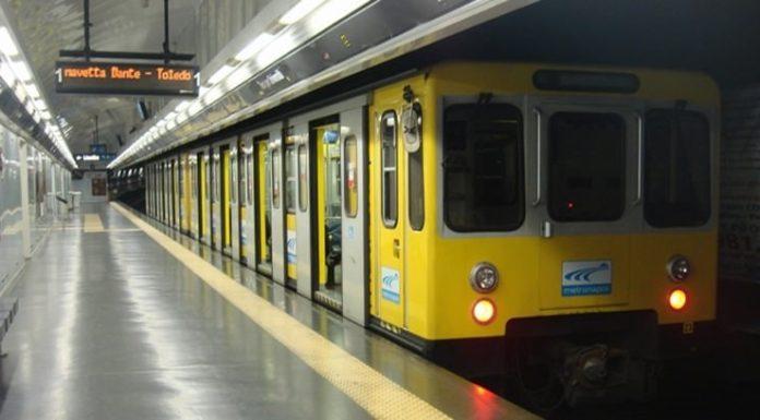 Anm: Metro Linea 1:circolazionetrenilimitata per guasto sulla linea