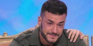 Uomini e Donne: Lorenzo Riccardi in partenza per la villa della scelta