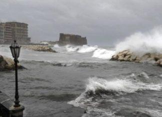Maltempo, scatta l'allerta meteo in Campania dalle 12 di domani