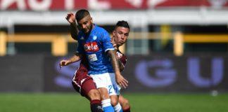 Napoli-Torino, probabili formazioni e dove vederla in streaming e tv