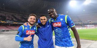 Calcio Napoli, sorteggio ottavi di Europa League: Arsenal e Chelsea tra le insidie