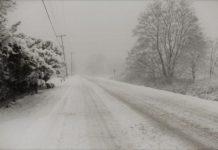 Meteo Campania, in arrivo freddo e neve: temperature in calo di 10 gradi
