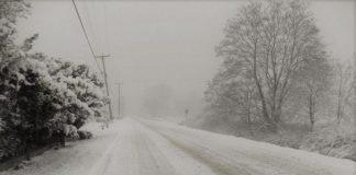 Allerta meteo in Campania: previste nevicate e gelate durante la notte