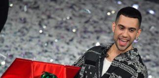 Sanremo 2019, vince Mahmood con il brano 'Soldi'