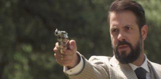 Il Segreto, anticipazioni 20 febbraio: Carmelo e Severo sparano a Basilio