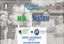 Bagnoli, al via il grande Show Match rugby e calcio femminile insieme