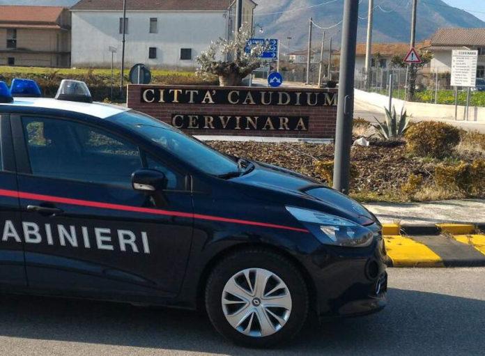 Avellino, Cervinara: 21enne investe con un motociclo due pedoni e scappa