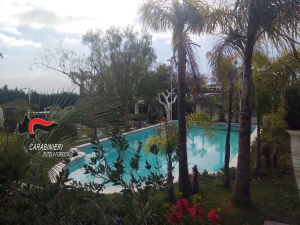 Abusivismo nel Parco Nazionale del Vesuvio: Sequestrate ville, ristoranti e piscine