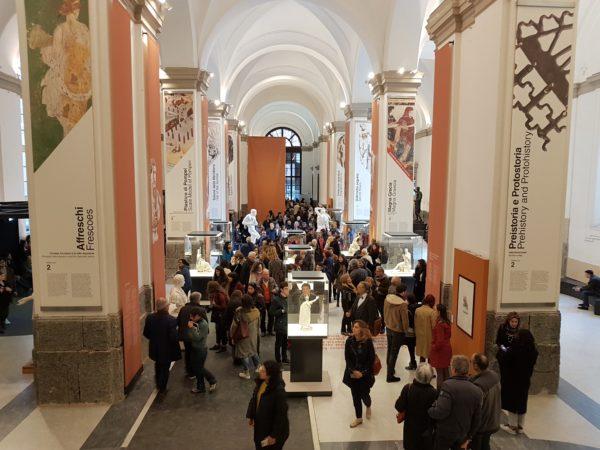Antonio Canova in mostra al Mann, fino al 30 giugno 2019