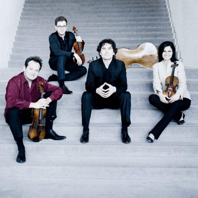 Associazione Scarlatti: Il Quartetto Belcea in concerto martedì 26 marzo