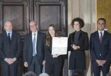 Leonardo-Finmeccanica: Premiata la tesi di una neolaureata in ingegneria meccanica