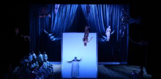 Les Contes d'Hoffmann di Jaques Offenbach, al Teatro San Carlo