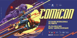 Comicon 2019, il Festival del fumetto da domani a Napoli. Il programma completo