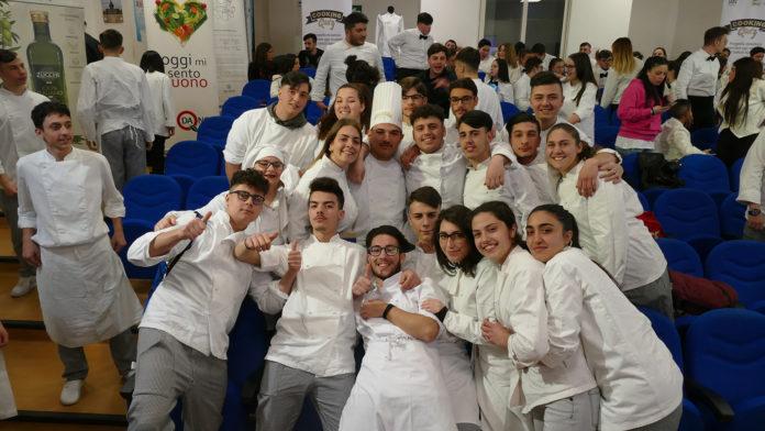 Cooking Quiz arriva all'Istituto Vittorio Veneto di Napoli