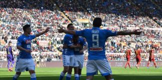 Calcio Napoli in forma europea: umiliata la Roma all'Olimpico 4-1
