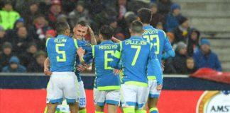 Calcio Napoli, qualificazione ai quarti nonostante la sconfitta
