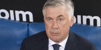 """Calcio Napoli, Ancelotti: """"James? Sono tranquillo fino al 2 settembre"""""""