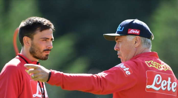 Calcio Napoli, al via il ritiro: per squadra e Ancelotti è l'ultima chance