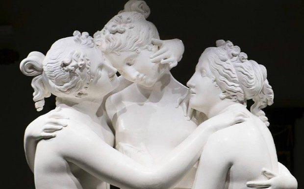 """Il Mann chiude la mostra """"Canova e l'antico"""" registrando più di 300.000 presenze di pubblico"""